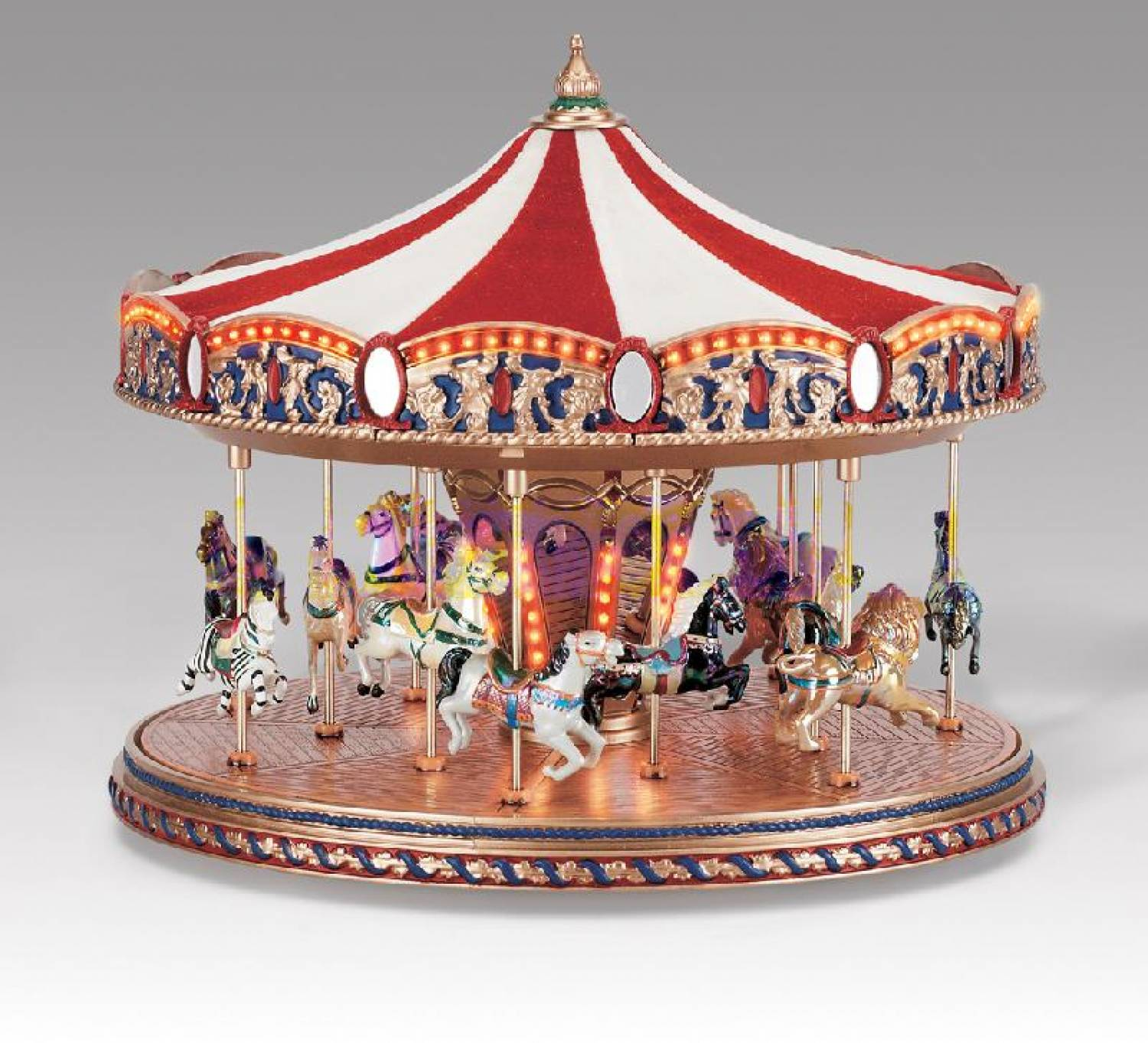 carousels - Christmas Carousel Decoration