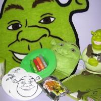 Shrek Bib